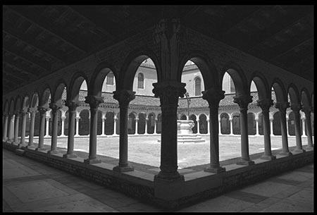 San Michele Arcade