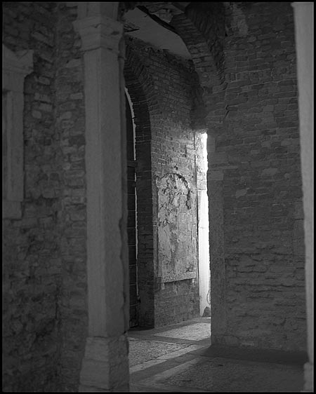 San Michele Doorway