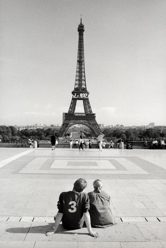 Take time and see the Eiffel Tower