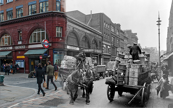 Covent Garden c.1930-2014