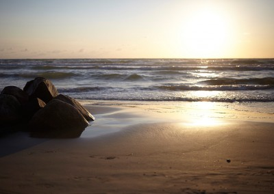 Rock-beach