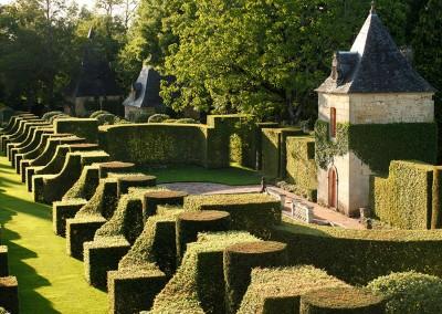 Pavillon de Repos, Jardin d'Eyrignac. Image by Eric Sander