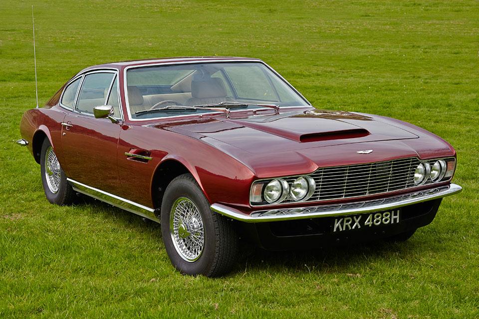 1969 Aston Martin DBS Vantage