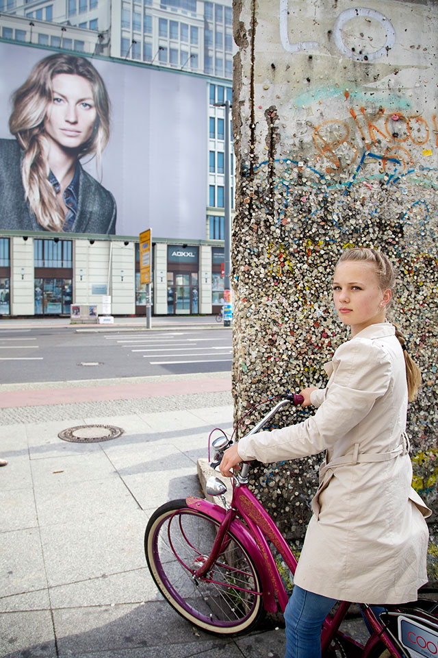 cycle-girl