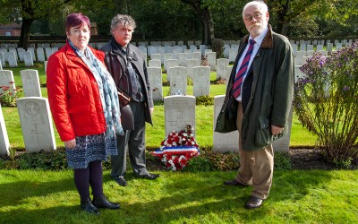 Tribute to Private William McCann