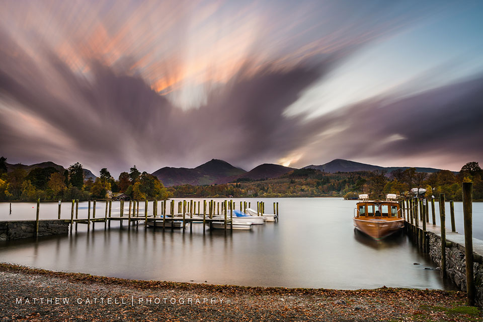 Derwent Shoreline by Matthew Cattell