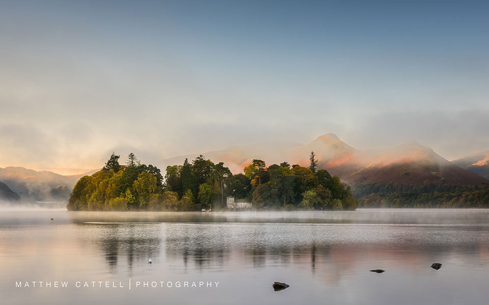 Derwent Water by Matthew Cattell