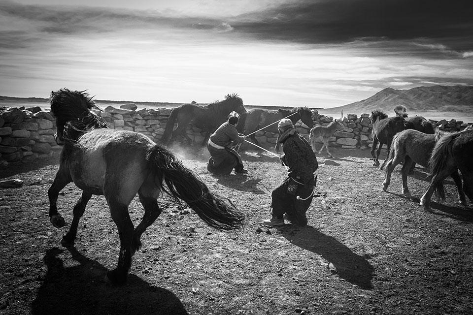 Bayankhongor, Mongolia. Beniamino Pisati, Italy Winner, Journeys & Adventures portfolio